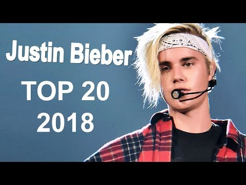♛ Justin Bieber 2018 ♛  Europe Music Chart 2018 ♫ TOP 20 ulu