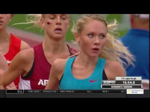 NCAA women's 10k final
