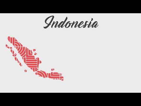 Pesona Indonesia Motion Graphics