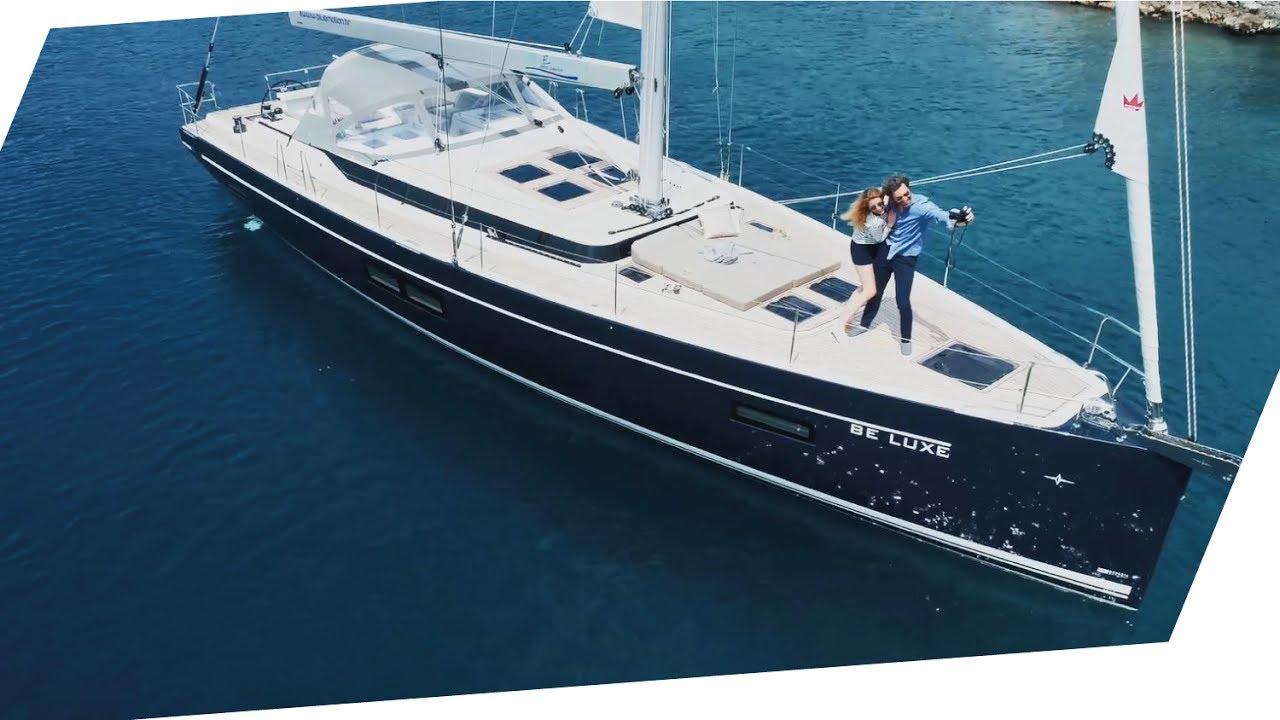 Luxusyachten preise  BAVARIA C57 - In action - YouTube