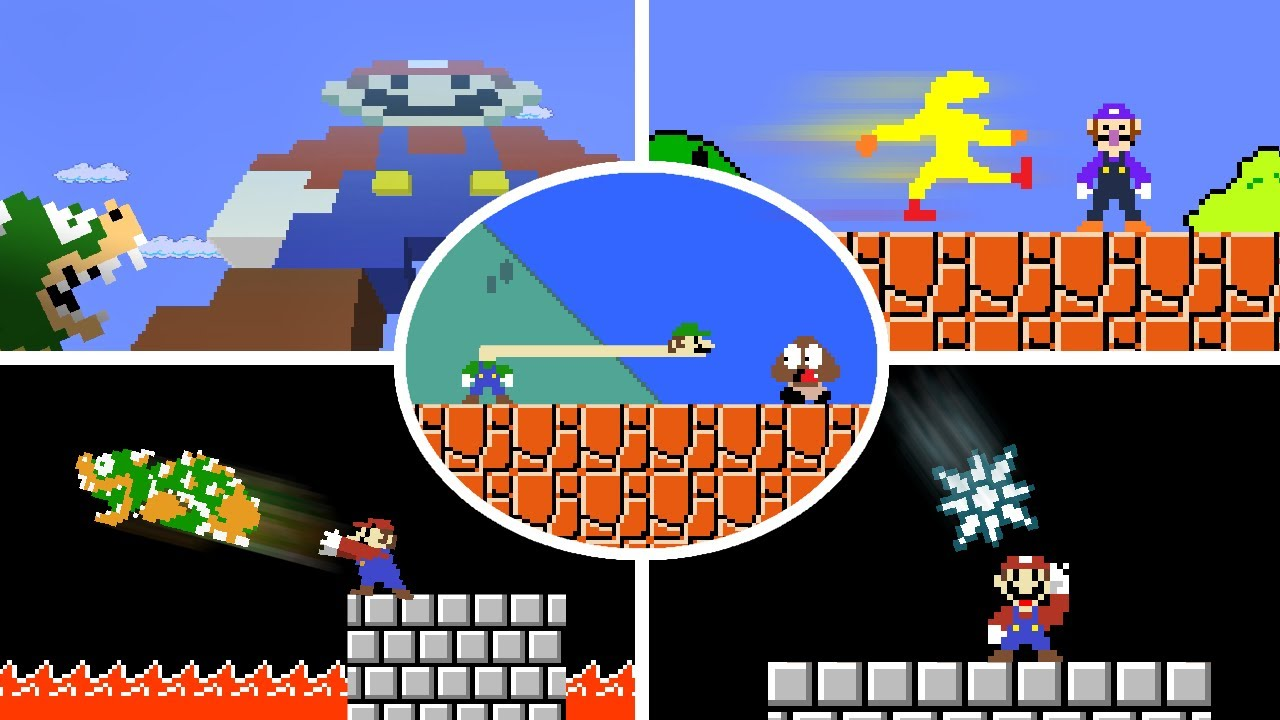 Download Level UP: Funniest Mario videos ALL EPISODES (Season 4)