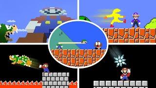 Level UP: Funniest Mario videos ALL EPISODES (Season 4)
