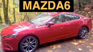 2016 Mazda Mazda6 Grand Touring - Review & Test Drive