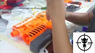 ซ่อมและโม Nerf Demolisher part 1