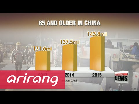 Shrinking working-age population hurting Chinese economy