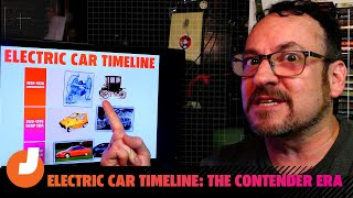 homepage tile video photo for Electric Cars Are Way Older Than You Think: EV Timeline Part 1