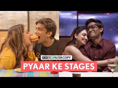FilterCopy   Pyaar Ke Stages   Ft. Manish Kharage and Monica Sehgal