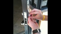 Changing A Commercial Lock