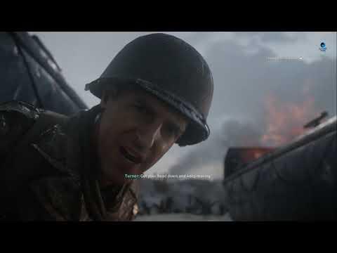 Call of Duty WW2 PS4: Full Game Veteran Walkthrough