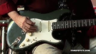 Mike Campbell's 1964 Green Fender Stratocaster (Mike Campbell - The Guitars Documentary)