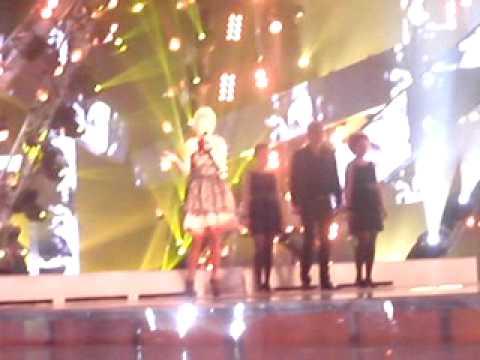 Heli Kajo-Annankadun kulmassa-Finnish eurovision final 30.01.2010 videó letöltés