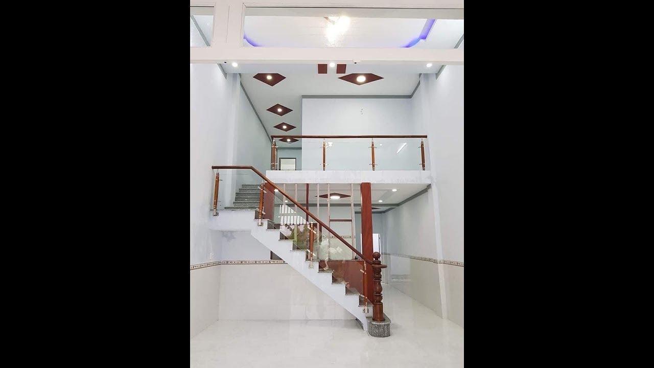 Nhà cấp 4 1 trệt 1 lửng diện tích 5x20m thiết kế 3 phòng ngủ