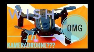Wish Drohne deutsch. Unglaublich! Liebes Wish-Team, ist das eine Yuneec Breeze ???