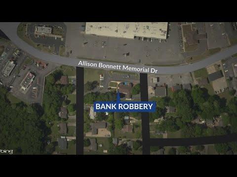 PNC Bank robbery in Hueytown - Alabama Alerts