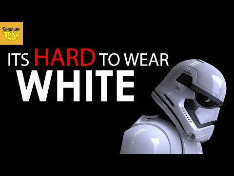 The Horrible Life of a First Order Stormtrooper