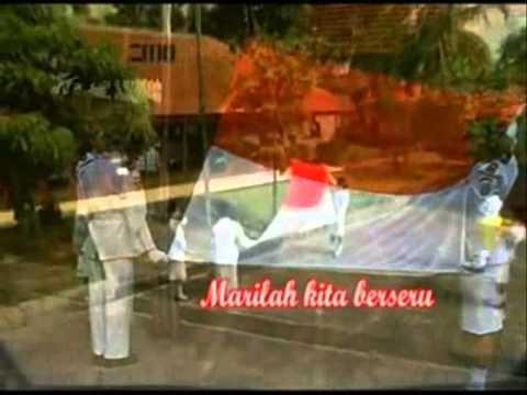 Small Idiot - Indonesia Raya ( VCD KARAOKE Prod.PT.GEMA NADA PERTIWI )