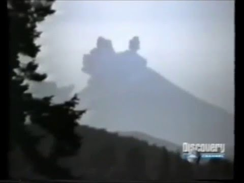 Rare Footage Of May 18 1980 Eruption