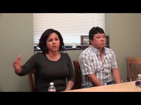 John Mendoza and Josie Rivera Oral History Interview