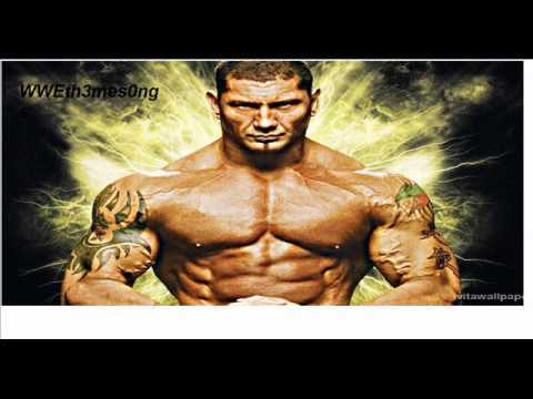 Batista theme song NEW 2012 CLEAR VERSION