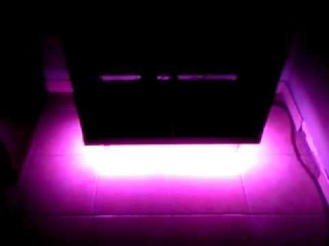 Led Verlichting Kast : Led verlichting kast rgb youtube