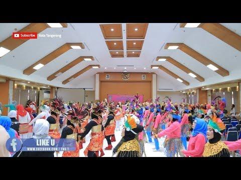 Acara Menyambut Peringatan Hari Ibu Ke - 90 [Tangerang TV]