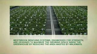 Westbrook Greenhouse Systems - Benches