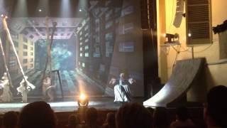 Цветные сны белой ночи(Фрагмент спектакля., 2012-07-28T21:10:02.000Z)