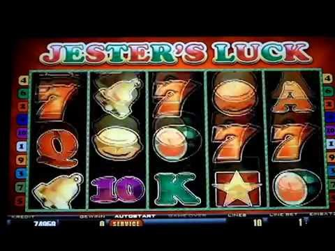 JESTERS LUCK BY APEX MULTI MAGIC 6 TEST / APEX 6 TEST / NEW SLOT MACHINE / APEX SPIELAUTOMAT