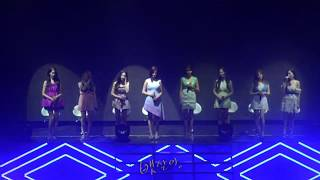 170805 SNSD - One Last Time at Holiday to Remember (Full Fancam) - Stafaband