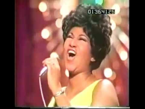 Aretha Franklin -  I Say A Little Prayer For You -  Hollywood Palace 1968 - MILLENNIUM LIVE