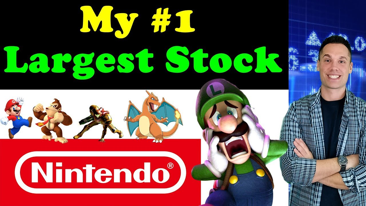 My Biggest Concerns About Nintendo Stock (My Largest Stock)