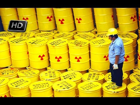 2014 Chernobyl Nuclear Power Plant Radioactive Waste Management HD