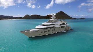 Spectacular Mega Yacht Stella Maris (by Viareggio SuperYachts)