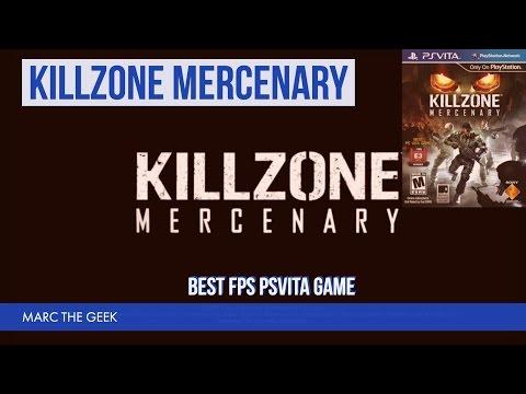 Killzone Mercenary Revisited - Best FPS PSVita Game