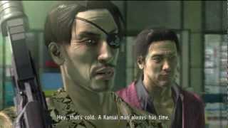 83 Yakuza: Dead Souls Hard HD Walkthrough (Part 2 Chapter 4 - Showdown 28/28 Boss)