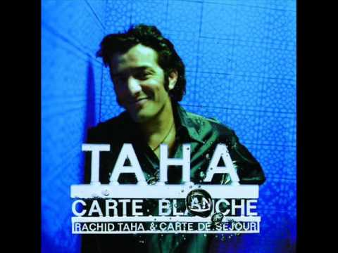 03 - Bleu de Marseille - Rachid Taha Carte.Blanche