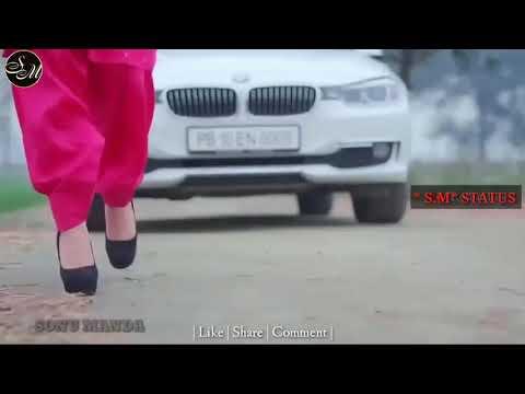Prada Song By Jass Manak    New Punjabi song Status    holi holi ghar de mnalii.....
