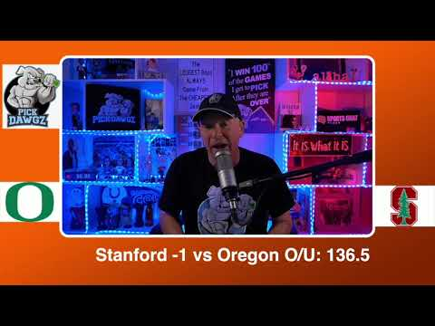 Stanford vs Oregon 2/25/21 Free College Basketball Pick and Prediction CBB Betting Tips
