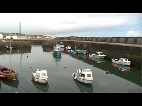 Johnshaven Harbour, Scotland