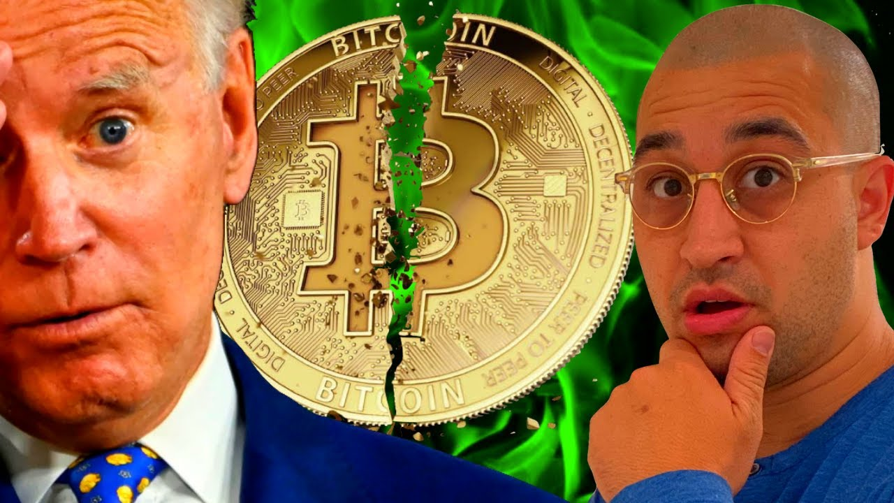 Biden BEGINS Confiscating Bitcoin HODLers WALLETS!!