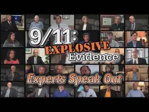 9/11: New! Overwhelming EXPLOSIVE Evidence-1500 EXPERTS SPEAK OUT!