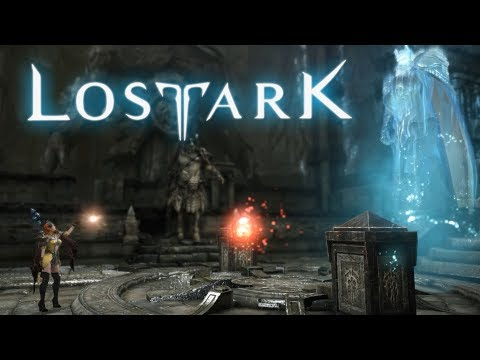 Lost Ark The Ancient King's Tomb Full Run CBT2