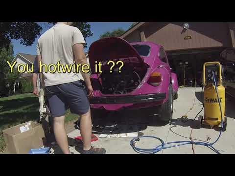 1973 VW Beetle: Carburetor clean & rebuild, will it idle ?