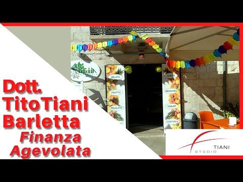 COMMERCIALISTA BARLETTA TITO TIANI - FINANZA AGEVOLATA STUDIO TIANI - ARTE FREDDA