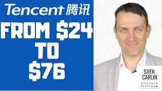 TENCENT STOCK ANALYSIS - VALUATION RANGE - BUY AND SELL STRATEGY