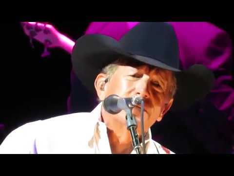 George Strait - Carrying Your Love With Me/2017/Las Vegas, NV/T-Mobile Arena