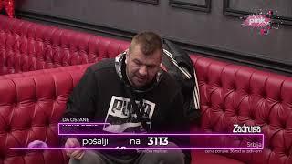 Zadruga 4 - Janjuš priznaje da ga je sramota odnosa sa Majom - 17.01.2021.