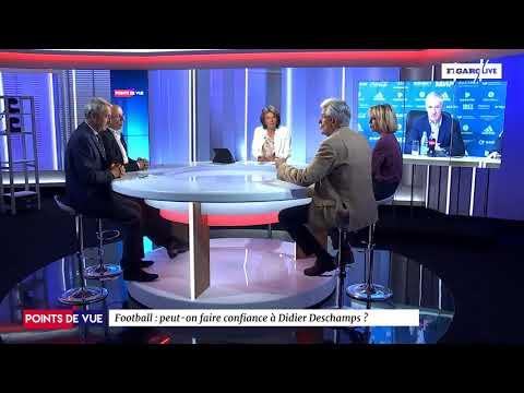 Football : peut-on faire confiance à Didier Deschamps ?