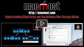 Understanding iCloud Drive and the Optimize Mac Storage Option (#1627)