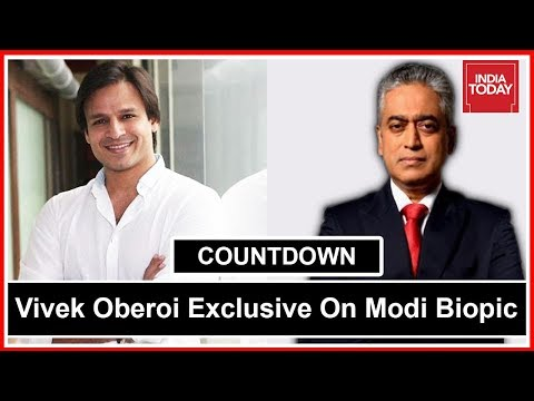 PM Narendra Modi,  A Film About A Patriot For The Patriots: Vivek Oberoi | Countdown With Rajdeep